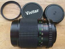New ListingVivitar Mc 135mm 1: 2.8 for Pentax K mount. Comes w/ filter, front and rear cap.