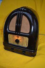 Philco valve radio People set model 444 . Working order