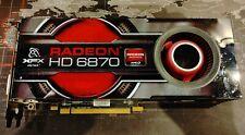 XFX AMD Radeon HD 6870 HD-687A-ZNFC V2.0