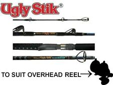 "Shakespeare Ugly Stik Bluewater Overhead Fish Rod- 5' 6"" 37kg 1pc- USB-JOH5637"