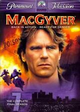 Macgyver - The Complete Final Season New Dvd