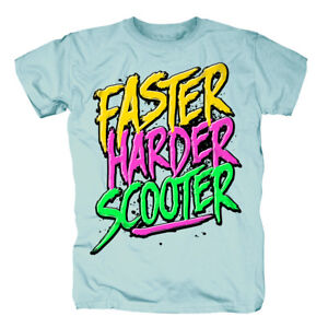 SCOOTER - Faster Harder Scooter T-Shirt