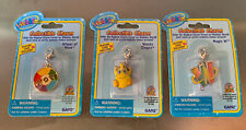GANZ WEBKINZ WHEEL OF WOW + WACKY ZINGOZ + MAGIC W CHARM LOT NEW w/ UNUSED CODE