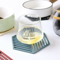 Useful Placement Table Mats Dining Tableware Pad Tea Cup Bowl Decor Xmas Pad-
