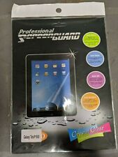 Screen Plastic film protector Guard for Samsung Galaxy Tab P1000 tablet