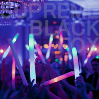 12 PCS Light Up Foam Sticks LED Wands Rally Rave Batons DJ Flashing Glow Stick