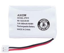 AxiomTM Cordless Phone Battery for AT&T BT5633, BT6823 E5982 e5981, New, Free Sh