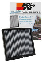 VF2047 K&N Cabin Pollen Air Filter  - Genuine Brand New KN Product in Box!