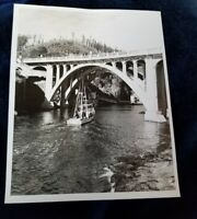 Vintage Oregon State Hwy Commission Photo #5028 Depoe Bay