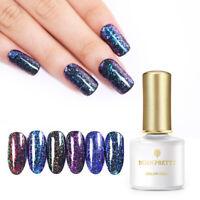 BORN PRETTY 6ml UV Gel Polish Pearl Shell Chameleon Shimmer Nail Art Soak Off