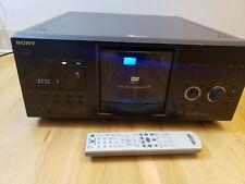 Sony Disc Explorer 400 DVP-CX985V CD/DVD- Excellent