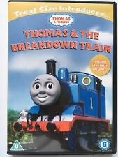 THOMAS & THE BREAKDOWN TRAIN (DVD)