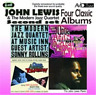 John Lewis and The Modern J...-Four Classic Albums CD NEW