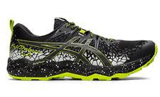 Asics FujiTrabuco Lyte Mens Trail Running Shoes - Black/Graphite Grey