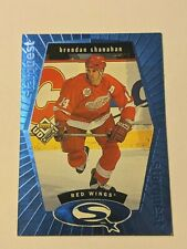 1998-99 Upper Deck UD Choice Starquest Blue #SQ18 Steve Yzerman Red Wings Card
