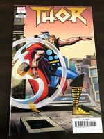 THOR #1 KIRBY 1:500 VARIANT 2018 MARVEL COMICS NM