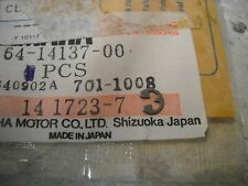 NOS OEM Yamaha Carburetor Clip 1967-96 YZ60 Moto TY250 Trials TZ750 164-14137-00