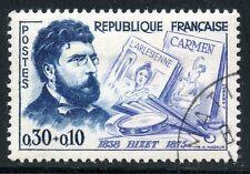 STAMP / TIMBRE FRANCE OBLITERE N° 1261 GEORGES BIZET