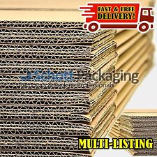 More details for strong single & double wall cardboard boxes - postal removal moving - quality