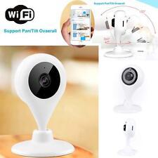 Wireless WIFI HD 720P Camera ONVIF Outdoor Security Pan Tilt Night Vision US MT
