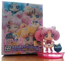Sailor Moon - Petit Chara 2 Mini Figure Megahouse - CHIBIMOON & Luna P (A)