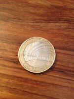 2006 £2 ISAMBARD KINGDOM BRUNEL ENGINEER - Paddington station 2 pound coin
