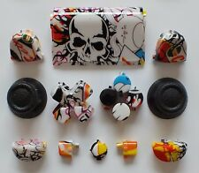 PS4 Stickerbomb Replacement Custom Buttons Mod Kit for Playstation 4 Controller