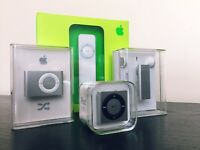 Apple Brand New Sealed Collection Of Ipod Shuffle 1 2 3 4 Gen Joblot Collectors