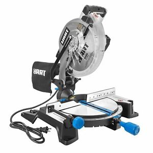 HART 10-inch 14 Amp Compound Miter Saw