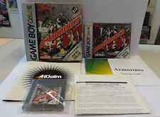GBC Nintendo Gioco Game Boy GameBoy Color ENG ARMORINES Project S.W.A.R.M - EUR