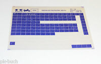 Microfiche Catalogo Ricambi Kawasaki Er 500 Modelli 1997 - 2000 Stand 09/1999