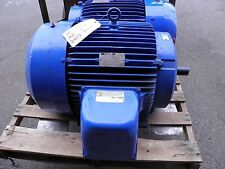 Reliance Electric 60 Hp 3550 Rpm Ac Tefc Refurbished Motor