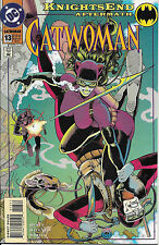 DC Comics CATWOMAN 13 Knights End Aftermath  Aug 1994