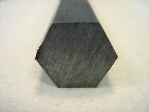 Edelstahl 1.4571 V4A Sechskant von 6 bis 10 mm  Länge 330 mm