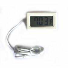 Digital LCD Sensor Probe F Fahrenheit Thermometer Fish Tank Thermostat Tester