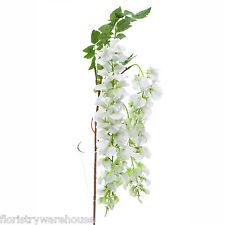 Wisteria Spray Cream 102cm/40 Inches Spring Artificial Flowers