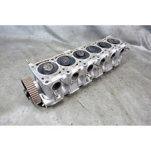 1987-1991 BMW M20B25 2.5 885 Cylinder Head w Cam Rockers Valves E30 E28 OEM