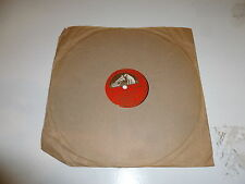 "MARIO LANZA - Aye Maria - HMV 78 10"" Vinyl Single"