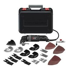 PORTER-CABLE PCE605K52 3-Amp Oscillating Multi-Tool Kit with 52 Accessories New!
