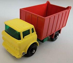 Matchbox lesney 26 G.M.C. tipper truck 1968  Custom