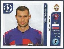 PANINI UEFA CHAMPIONS LEAGUE 2011-12- #093-CSKA MOSCOW-VASILI BEREZUTSKI