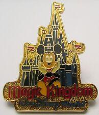 Disney WDW Gold Magic Kingdom Castle Pin