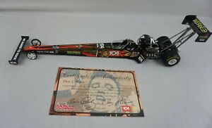 CLAY MILLICAN,  2004 ELVIS, HE DARED TO ROCK, 1/24 MATCO TOOLS DRAGSTER
