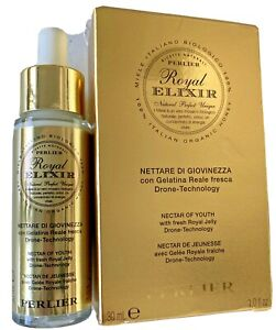 Perlier Royal Elixir Nectar of Youth  with Royal Jelly  DRONE Technology SERUM