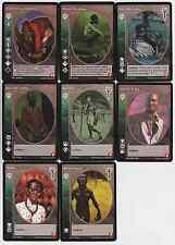 Akunanse Crypt Lot G4/G5 8x Vampires Legacies of Blood/Ebony Kingdom V:TES VTES