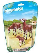 6643 Okapis playmobil zoo africa,safari,animal tiere okapi