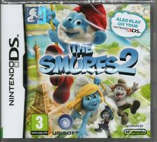 THE SMURFS 2 GAME DS DSi Lite 3DS ~ NEW / SEALED