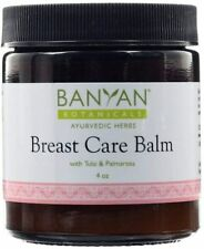 Breast Care Balm 4 oz By Banyan Botanicals exp 6/23