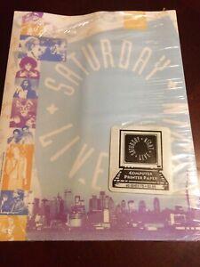 Saturday Night Live 1994 Printer Paper