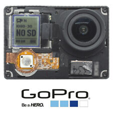 GoPro HERO 3 Silver Edition 11MP HD Action Camera No Face Plate Side/Back Doors